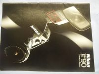 Nikon F90 -ORIGINAL MAKERS- Brochure     £2.49